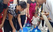 Công ty Sông Đà cấp nước trở lại, 150 nghìn khách hàng có nước sạch để dùng