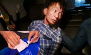 Video: Cảnh sát hóa trang cầm súng truy đuổi trùm ma túy đoạn qua hầm Hải Vân