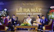 Á hậu Tú Anh xinh đẹp trong sự kiện ra mắt thương hiệu mỹ phẩm Hàn Quốc Sennio