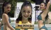Tin tức giải trí mới nhất ngày 18/10: Á hậu Kiều Loan tự tin diện áo tắm ở Miss Grand International 2019