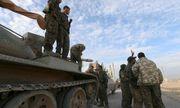 Tin tức quân sự mới nóng nhất ngày 18/10: Phản ứng bất ngờ của Syria khi Thổ Nhĩ Kỳ ngừng bắn