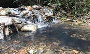 Vụ nước sạch sông Đà nhiễm dầu: Manh mối quan trọng giúp công an lần ra 3 nghi phạm