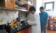 Kết quả xét nghiệm nước sông Đà của sở Y tế Hà Nội có gì đáng chú ý?