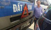 Tài xế tìm người gây tai nạn trả lại tiền đền sửa xe thừa