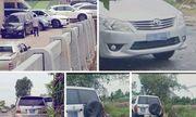 Kiên Giang: Nhiều xe biển xanh đến nhà Chủ nhiệm Ủy ban Kiểm tra tỉnh ủy ăn tiệc