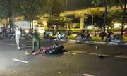 TP.HCM: Hai xe máy tông trực diện, nam thanh niên tử vong trong đêm