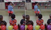Cô giáo mầm non dạy trẻ kỹ năng sống hút 4 triệu lượt xem