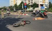 TP.HCM: Nam thợ hồ tử vong vì va chạm với xe ô tô đưa đón học sinh trên đường đi làm