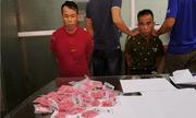Lào Cai: Triệt phát chuyên án ma túy xuyên quốc gia, thu giữ 8.000 viên ma túy tổng hợp