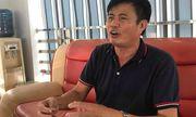 Vụ nước sạch sông Đà bị nhiễm dầu thải: Con gái chủ tịch công ty gốm sứ làm việc với công an