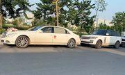 Dân tình đổ xô đi xem dàn xe rước dâu hơn 100 tỷ tại Quảng Ninh