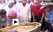 Ai Cập: Tìm thấy ngôi mộ chôn 30 xác ướp vẫn còn nguyên vẹn