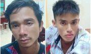 Quảng Nam: Đội CSGT truy đuổi, tóm gọn 2 đội tượng cướp giật tài sản của người đi đường