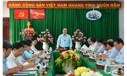 Bí thư Nguyễn Thiện Nhân kiểm tra công trình sai phạm của lãnh đạo quận Thủ Đức