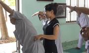 Lớp yoga miễn phí dành cho bệnh nhân tâm thần