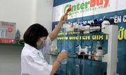 Enterbuy Việt Nam tổ chức xét nghiệm Styren trong nước miễn phí