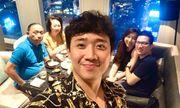 Hari Won lần đầu vắng mặt trong tiệc sinh nhật mẹ chồng, Trấn Thành lên tiếng giải thích