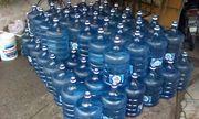 Cảnh báo nước đóng bình kém chất lượng tràn ngập thị trường