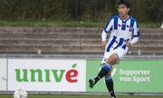 Đoàn Văn Hậu kiến tạo ghi bàn, Heerenveen thắng đậm trên đất Hà Lan