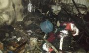 Hà Nội: Căn nhà 4 tầng bất ngờ cháy lớn trong đêm, thiêu rụi nhiều tài sản
