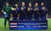 Danh sách cầu thủ Thái Lan đấu Việt Nam: