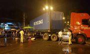 Đà Nẵng: Thương tâm nam công nhân bị container tông tử vong trên đường đi nhận ca