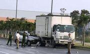Tin tức tai nạn giao thông mới nhất hôm nay 26/10/2019: Húc đuôi xe tải, tài xế ô tô tử vong tại chỗ
