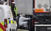 Vụ 39 người tử vong trong container ở Anh: Những dấu vết lạnh người trong chiếc xe