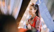 Phương Khánh tỏa sáng như nữ thần khi trình diễn thời trang cùng dàn người đẹp Miss Earth