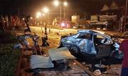 Tai nạn kinh hoàng: Ô tô con tông vào xe khách 3 người tử vong