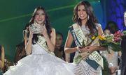 Loạt khoảnh khắc xúc động khi Phương Khánh trao lại vương miện cho người kế nhiệm tại Miss Earth