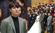 Lee Min Ho đi đám cưới bạn thân, cư dân mạng trầm trồ: \
