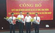 Sở Xây dựng và sở Công thương Đà Nẵng có tân giám đốc