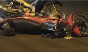 Bình Dương: Hai xe máy tông trực diện, 4 người nguy kịch
