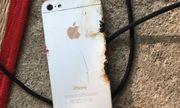 Rò rỉ điện, nam thanh niên tử vong khi dùng điện thoại iPhone đang sạc pin