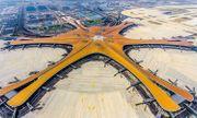 Bắc Kinh: Siêu sân bay trị giá 63 tỷ đô bắt đầu vận hành các chuyến bay quốc tế