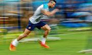 Video: Các ngôi sao bóng đá chạy với tốc độ không tưởng khi rèn luyện thể lực