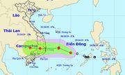 Cảnh báo áp thấp nhiệt đới mạnh lên thành bão, hướng vào Bình Định- Ninh Thuận