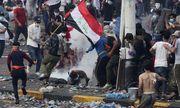 Xả súng đẫm máu vào người biểu tình ở Iraq, ít nhất 18 người thiệt mạng