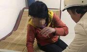 Phát hiện người phụ nữ bị hành hung dã man ở ven đường