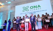 ONA GLOBAL được vinh danh top 10 thương hiệu sản phẩm chất lượng quốc tế 4.0