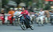 Xe máy chạy quá tốc độ cho phép từ 20 km/h trở lên bị phạt bao nhiêu tiền?