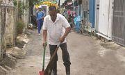 An Giang: Cảm mến người đàn ông khuyết tật nhặt rác mỗi ngày suốt 10 năm