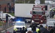 Vụ 39 người tử vong trong container: Cảnh sát Anh xác nhận có nạn nhân là người Việt Nam