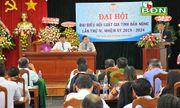 Hội Luật gia tỉnh Đắk Nông: Triển khai hiệu quả các nhiệm vụ trọng tâm