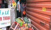 Thùng container văng vào nhà dân lúc giữa trưa, một người tử vong thương tâm