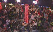 300 cảnh sát đột kích quán bar, karaoke, phát hiện 88 dân chơi đang phê ma túy