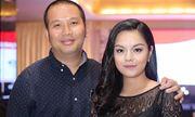 Phạm Quỳnh Anh và Quang Huy vui vẻ hội ngộ nhân dịp sinh nhật con gái