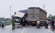Tin tức tai nạn giao thông mới nhất hôm nay 4/11/2019: Hai xe tải đấu đầu, 4 người bị thương nặng