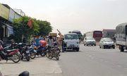 Thanh Hóa: Bê tráp ăn hỏi về, nữ sinh bị xe tải đâm tử vong